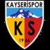 Kayserispor Haber's Twitter Profile Picture