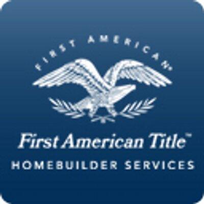 FirstAm Homebuilder