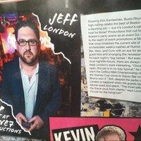 Jeff London | Social Profile