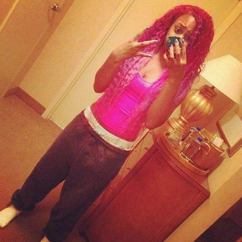 Bahja rodriguez 2014 black hair