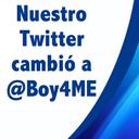 Boy4ME Anterior (@Boy4ME_Mx) Twitter