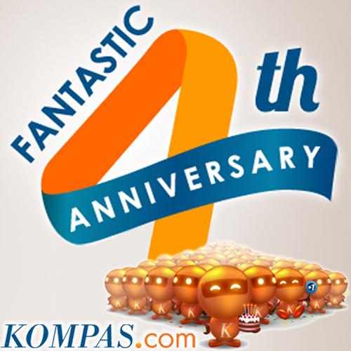 Kompas.com Social Profile