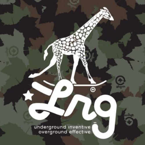 LRG SKATEBOARDING Social Profile