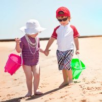 SwimZip Kid Swimwear | Social Profile