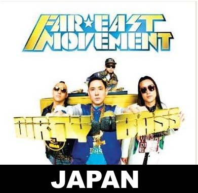 FAR EAST MOVEMENT JP Social Profile