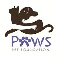 PAWS Pet Foundation   Social Profile
