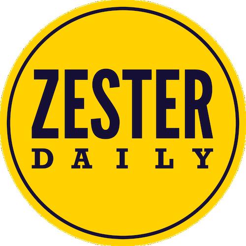 Zester Daily Social Profile
