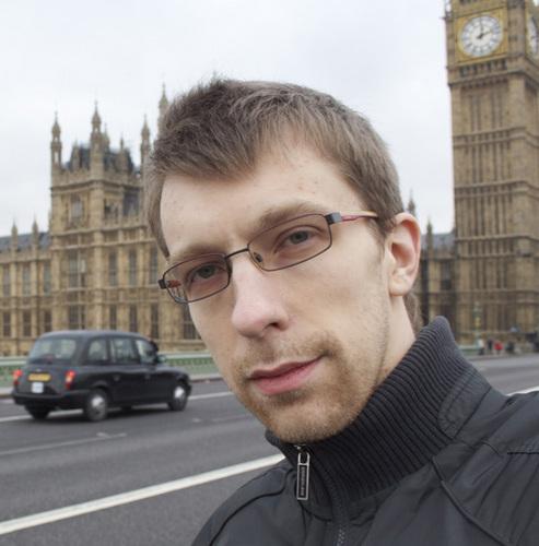 Vladimir Urbanskiy Social Profile
