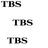 TBS fan