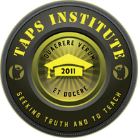 TAPS Institute   Social Profile