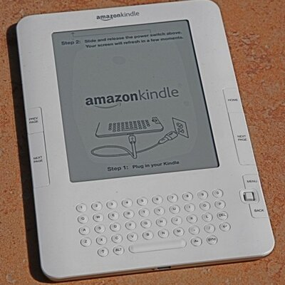 kindle paperwhite e-book formats