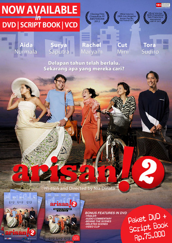 arisan2movie Social Profile