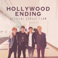 Hollywood Ending ST | Social Profile
