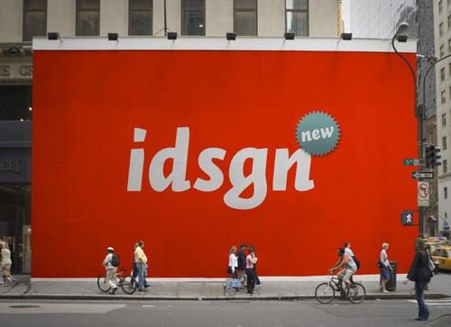 idsgn Social Profile