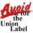 Avoid Union