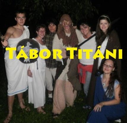 Tábor Titáni