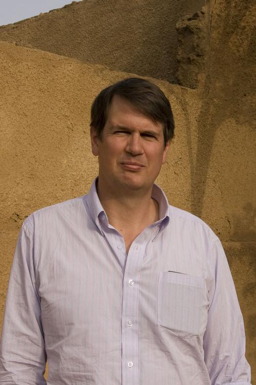 Geoffrey York Social Profile