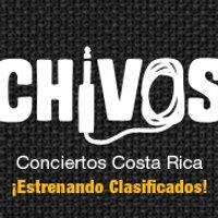 chivos.cr | Social Profile