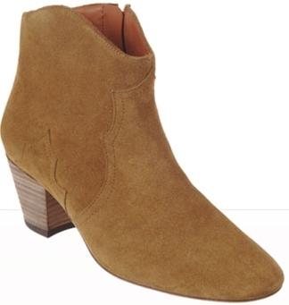 Cognac Boots Social Profile