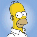 Homer J. Simpson Social Profile