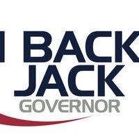 North Dakota Governor Jack Dalrymple