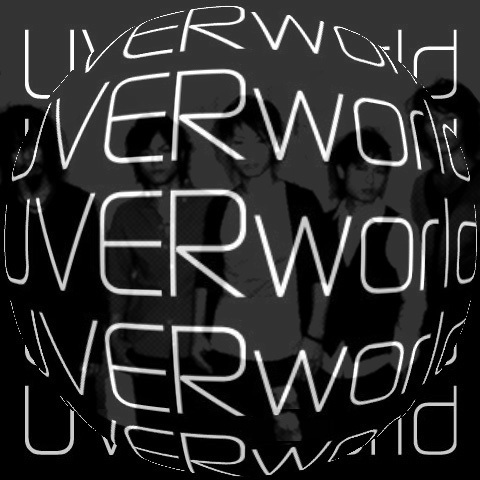 UVERworld_Lyric Social Profile