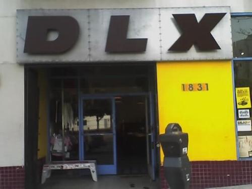 DLX Skateshop Social Profile
