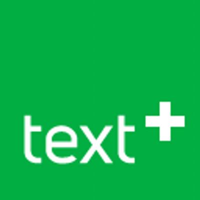 textPlus | Social Profile