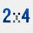 2x4.ru Icon