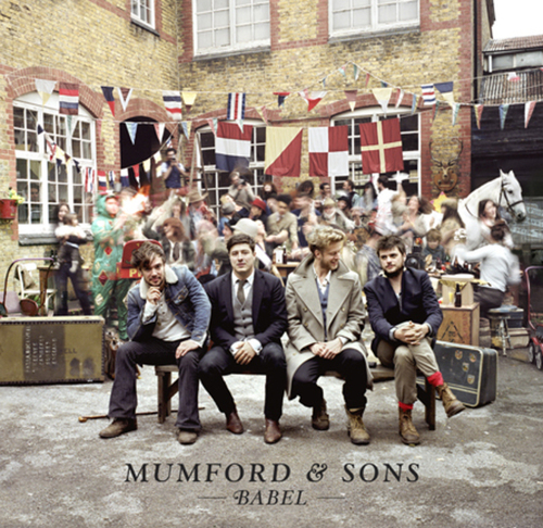 Mumford & Sons Social Profile