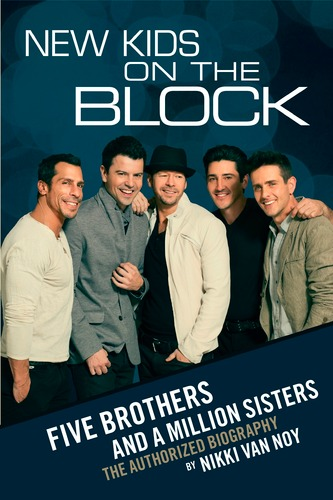 NKOTB Book Social Profile