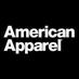 American Apparel's Twitter Profile Picture