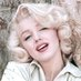 Marilyn Monroe's Twitter Profile Picture