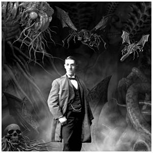 HP Lovecraft Social Profile