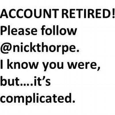 Nick Thorpe   Social Profile