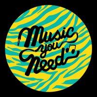 Music You Need | Social Profile