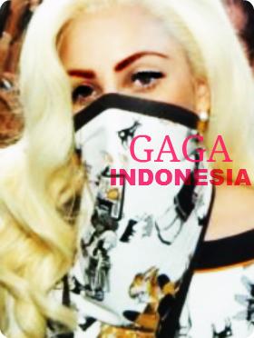 LadyGaga Indonesia Social Profile