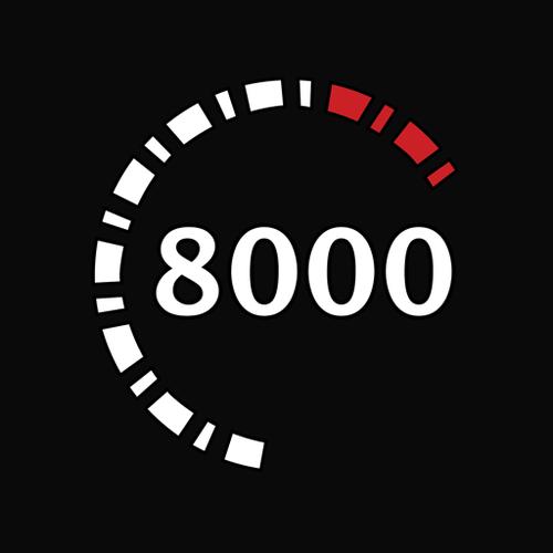 8000vueltas.com Social Profile