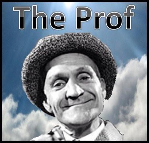 Professor Unwin Social Profile