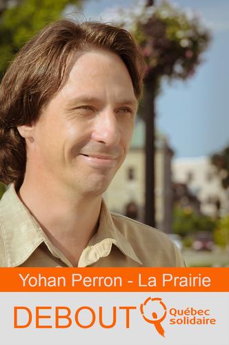 Yohan Perron
