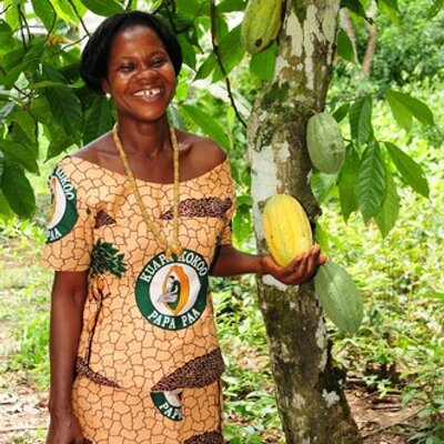 Cadbury Fairtrade | Social Profile