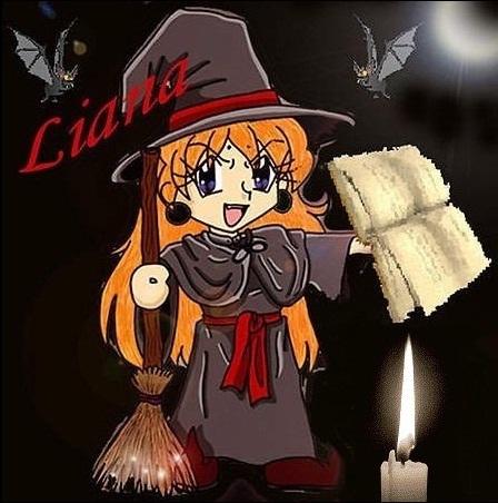 Liana čarodějnice