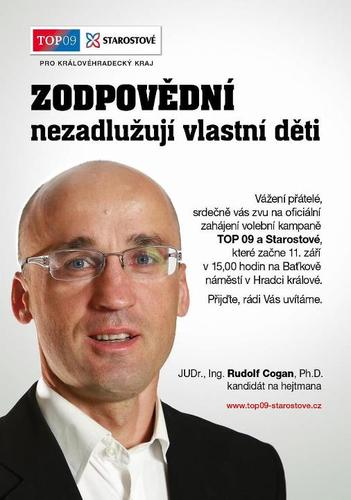 TOP 09 Hradecký kraj