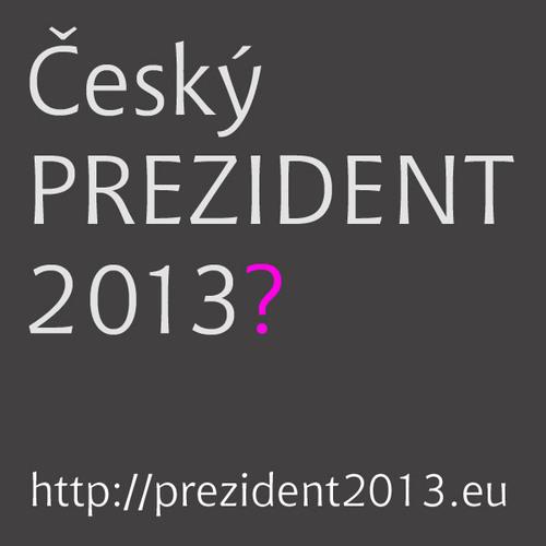 Kdo bude prezident?