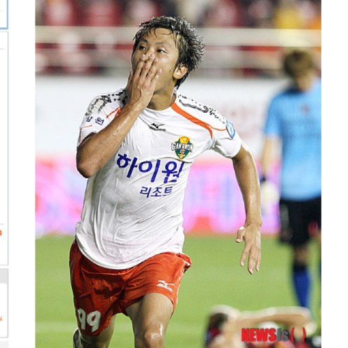 축구선수 박정훈 Social Profile