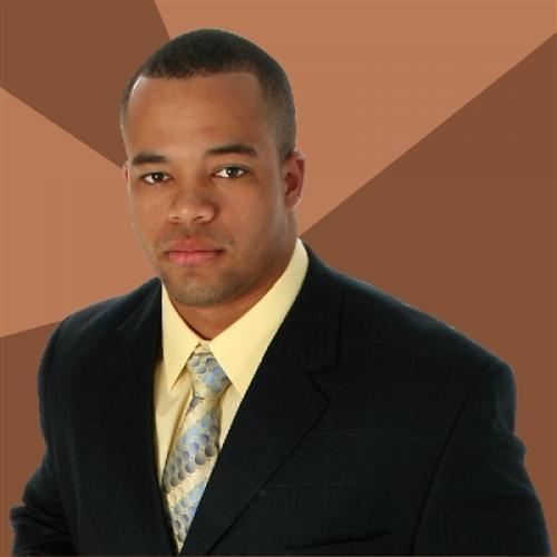 Successful Black Man Social Profile
