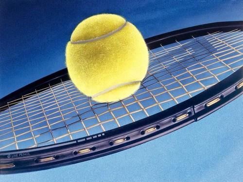 České tenisové srdce