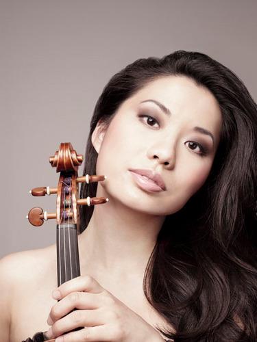 Sarah Chang Social Profile