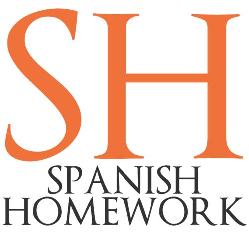 Spanish homework help de la