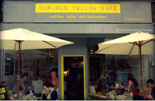 Curious Yellow Kafé London's Best Scandinavian Restaurants